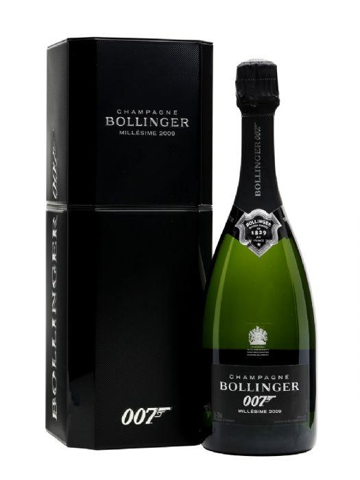 תמונה של בולינג'ר 007 מהדורה מיוחדת Bollinger SPECTRE Limited Edition Millesime 2009