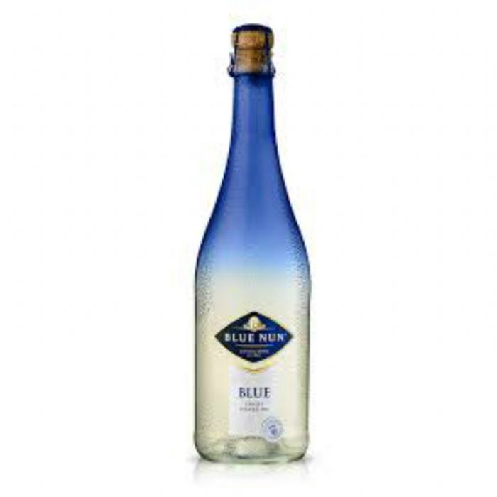 תמונה של בלו נאן מבעבע בלו Blue Nun Sparkling Blue Edition