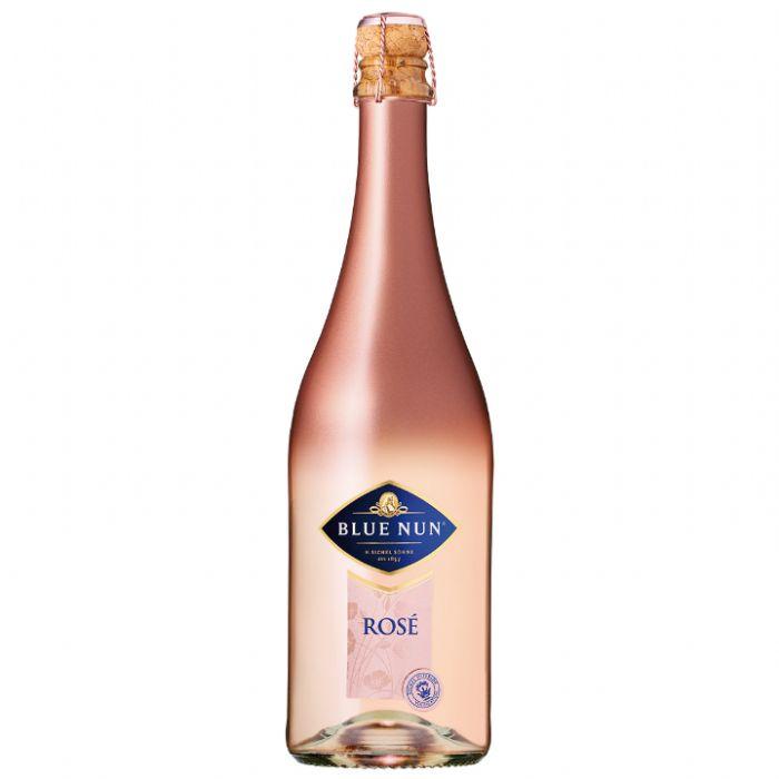 תמונה של בלו נאן מבעבע רוזה Blue Nun Sparkling Rose Edition