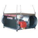 תנור אוויר חם סולר תליה Biemmedue Farm200T