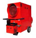 תנורי אוויר חם גז תעשייתיים Unotec Helios
