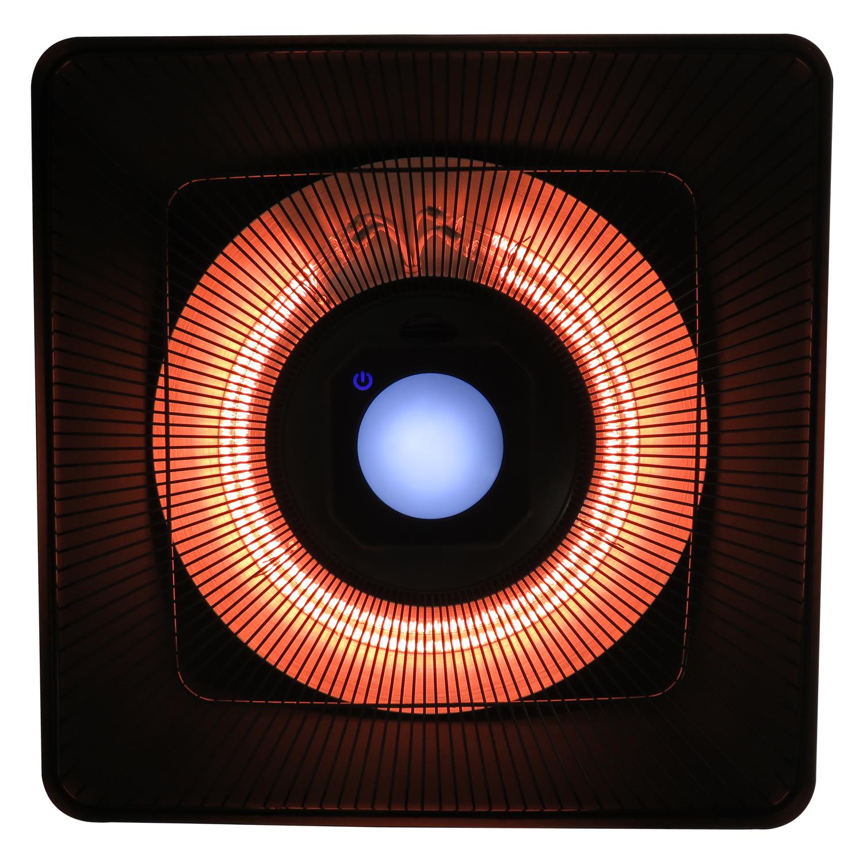 תנור חימום תקרתי אינפרא אדום + לד ANIA 2088