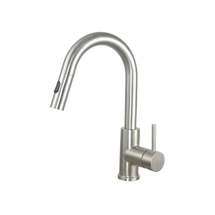 נשלף נירוסטה - פיה קשת מקלח 2 מצבים