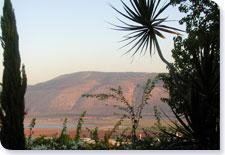 Mont Gilboa