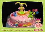 עוגת צעצועים