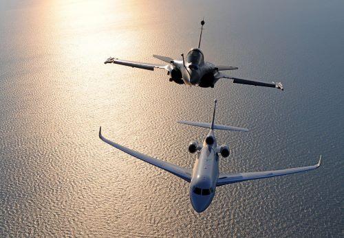 3DEXPERIENCE של דאסו סיטמס תשמש לתכנון וייצור מטוסי פלקון של דאסו תעופה