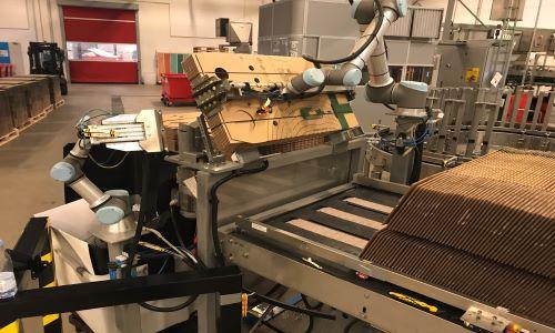 שימוש ברובוטים השיתופיים צמצם לאפס את הסיכונים לתאונות במפעלי תעשייה מסורתיים