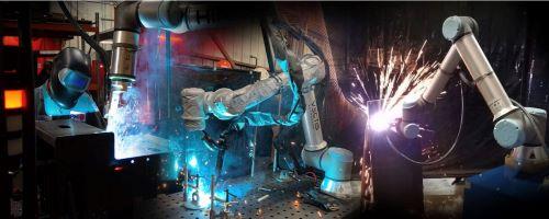 רובוטים שיתופיים הפכו למערכות ריתוך אוטומטיות יעילות המחליפות את הרתכים האנושיים