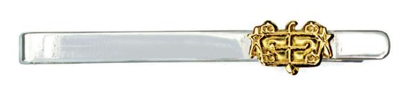 Tie-Clip in silver