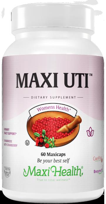 maxi uti(womens health)