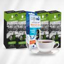מארז 50 קפסולות קפה CAPISTA מדגם VENEZIA עם מסיר אבנית (2 מנות) CAFFENU