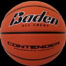 כדורסל עור חוץ/פנים מקצועי BADEN SPORTS CONTENDER