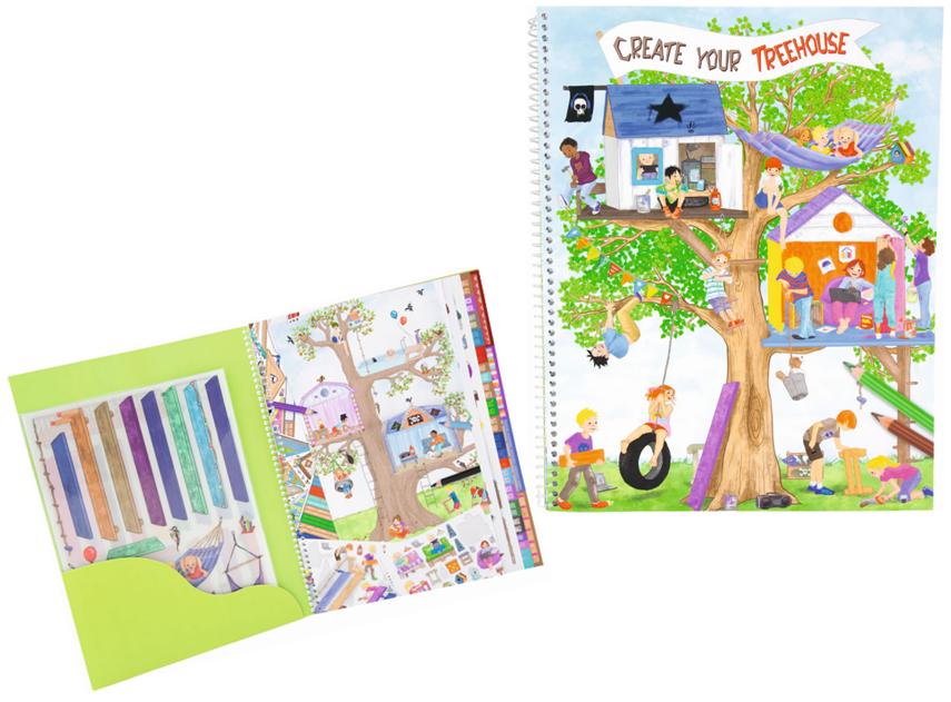עיצוב בית עץ, create your treehouse