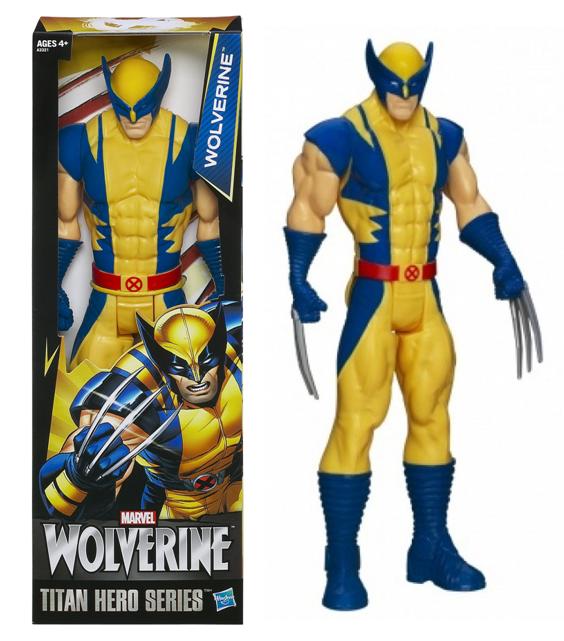 דמות וולברין