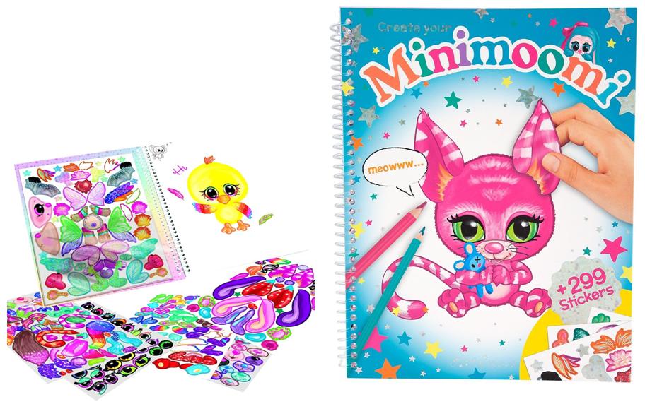 טופ מודל מינימומיס, minimoomi,8382