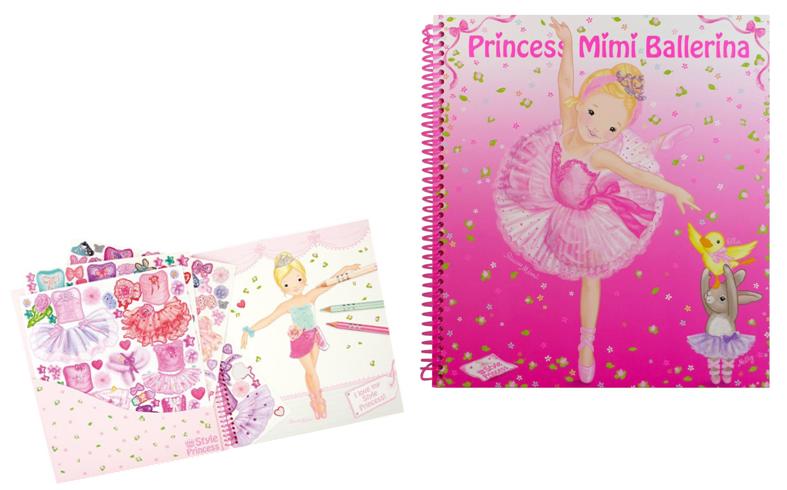8302 הנסיכה מימי הבלרינה Princess Mimi Ballerina
