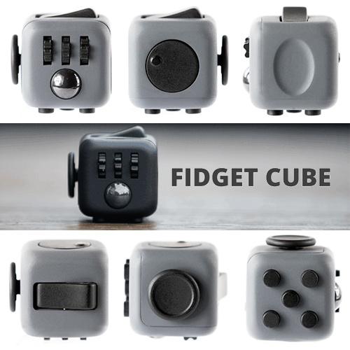Fidget Cube פידג'ט קיוב פידגט קיוב