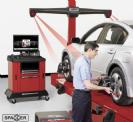 בדיקת איזון גלגלים לרכב