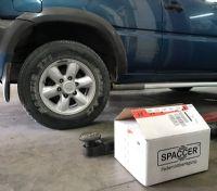 הגבהה ספייסר לרכב ניסאן טראנו SPACCER