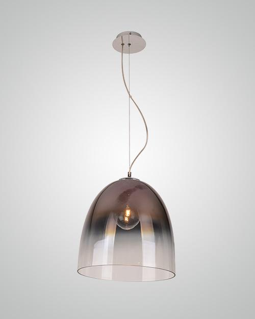 מנורת תליה זכוכית קונוס