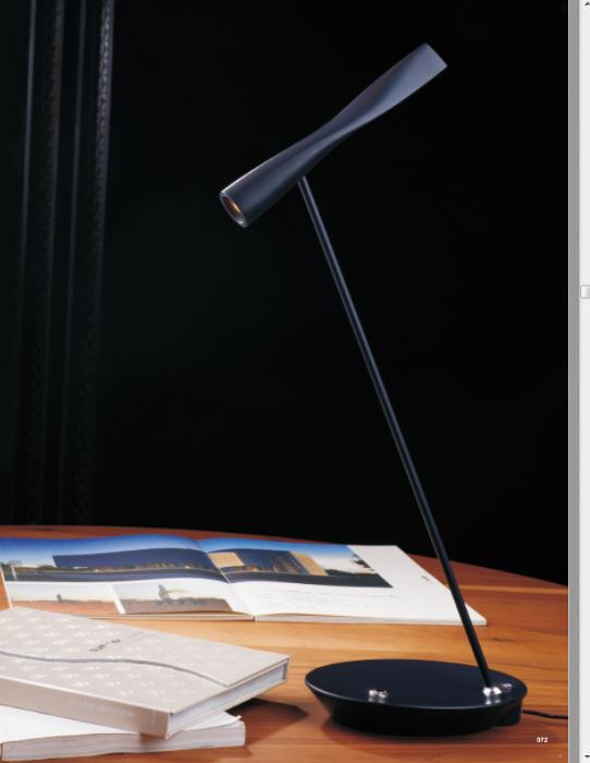 מנורת שולחן עם דימר