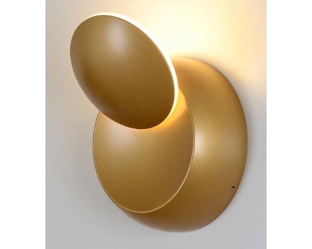 מנורת קיר כפתור