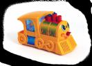 מכשיר אינהלציה לילדים-רכבת