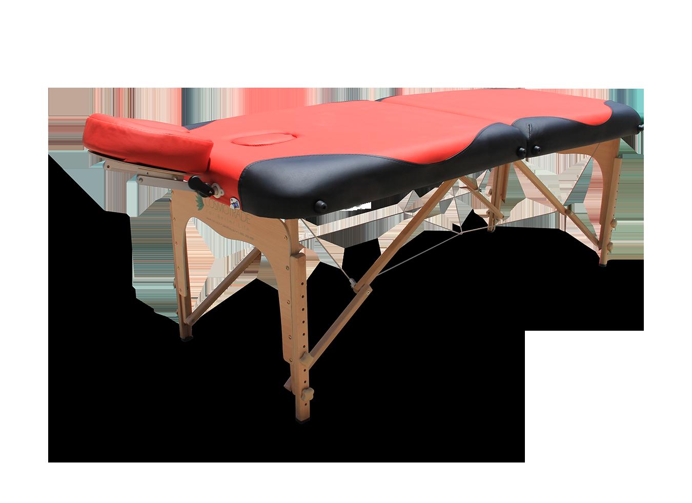 עדכני לבריאות-שופ - מיטת עיסוי מעץ VU-83