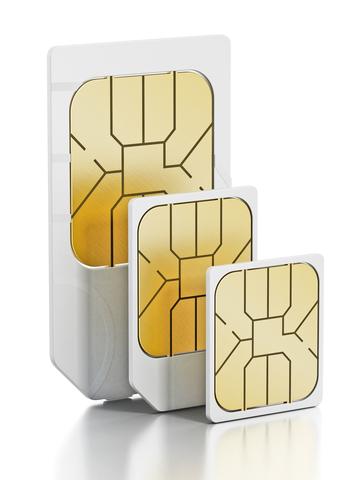 """כרטיס סים לארה""""ב וגלישה  בנפח 10 גיגה ברשת AT&T"""