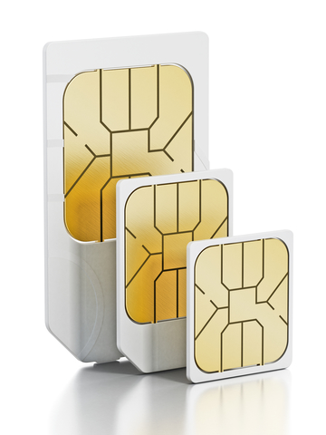 """כרטיס סים לארה""""ב עם שיחות וגלישה בנפח 20  גיגה ברשת ATT USA"""