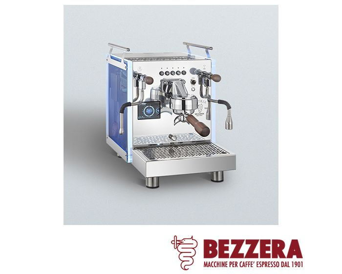 מכונת קפה מקצועית BEZZERA MATRIX ELECTRONIC DOSAGE 1 GR