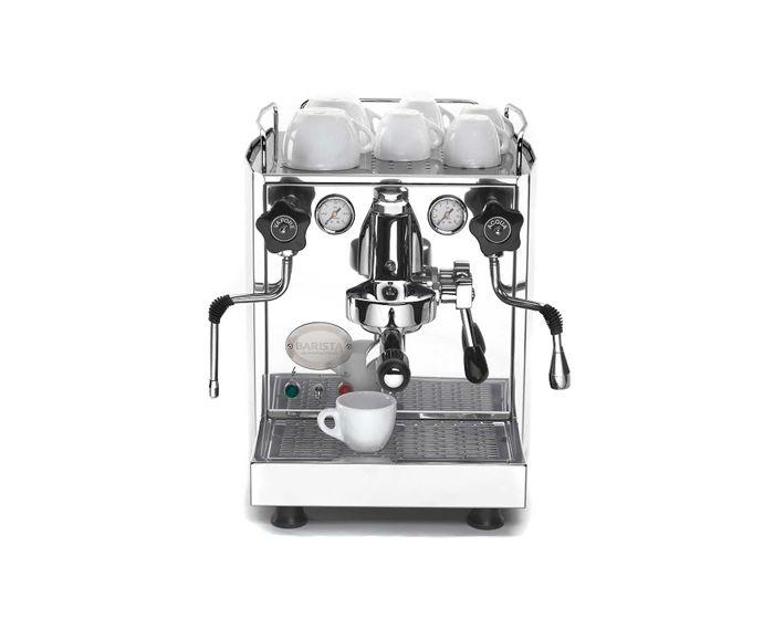 ECM Barista professional coffee machine אי.סי.אם באריסטה מכונת קפה מקצועית