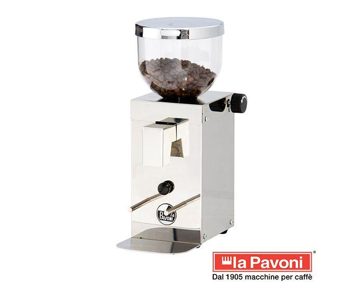 מטחנת קפה לה פבוני - La Pavoni KUBE MILL