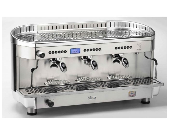 Bezzera Elisse DE PID 3GR Professional Coffee Machine מכונת קפה מקצועית בזרה