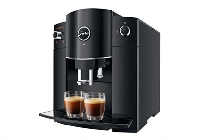 JURA D60 כולל 6 קילוגרם קפה גינץ