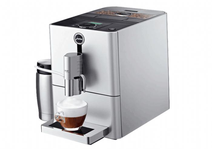 JURA ENA 90 one touch כולל 8 קילוגרם קפה גינץ