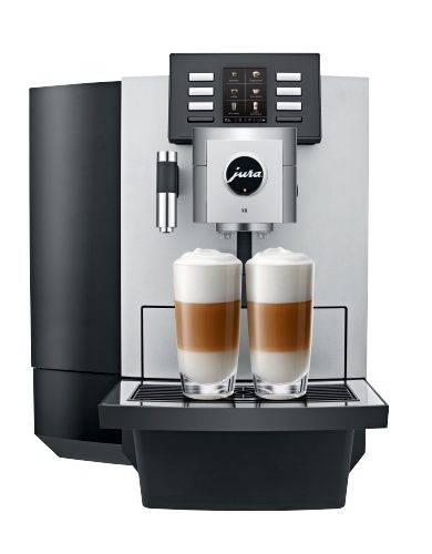 JURA X8 כולל 10 קילוגרם קפה גינץ