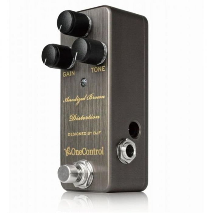 One Control Anodized Brown Distortion by BJF