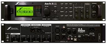 Fractal Audio Axe FX II XL+ Guitar Processor