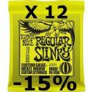 Ernie Ball 2221 Regular Slinky 0.010 - 12 Pack