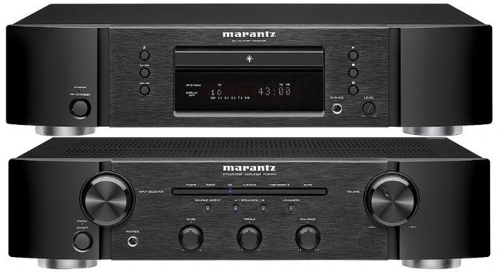מערכת סטריאו Marantz PM5005+Marantz CD5005