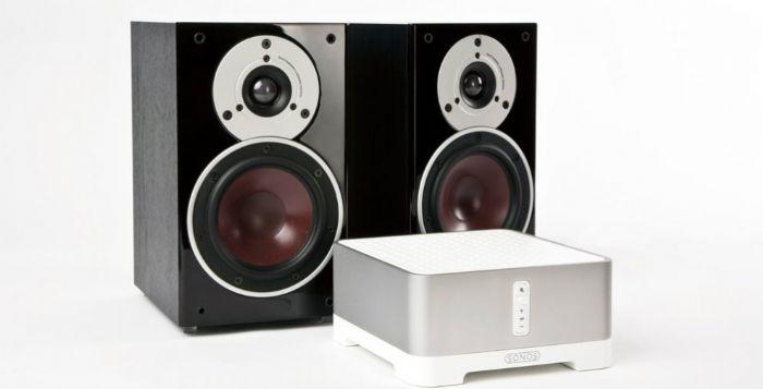 מערכת סטריאו Sonos ZP120+Dali Zensor 1