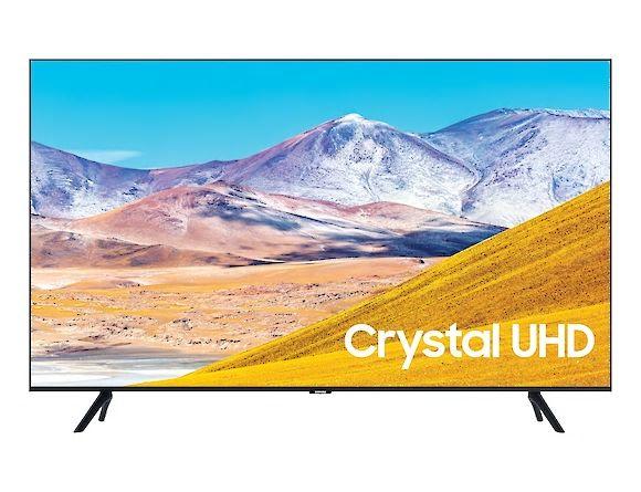 """טלויזיה """"75 Samsung 4K-UHD UE75TU8000"""