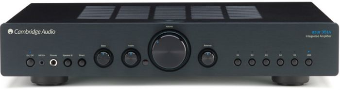 מגבר סטריאו Cambridge Audio 351A