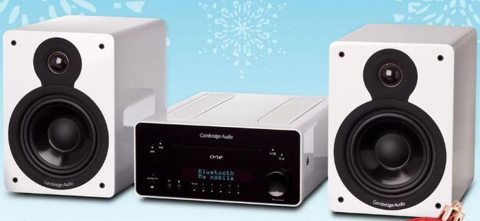 מערכת סטריאו Cambridge One+Speakers SL-30
