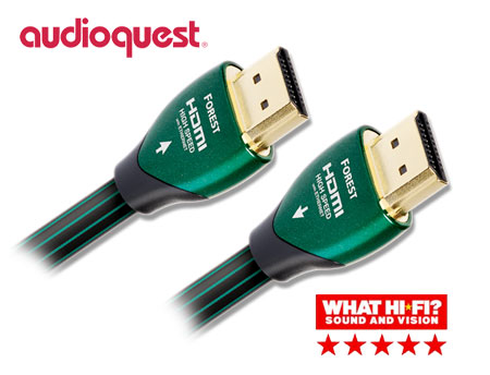 כבל AudioQuest HDMI Forest 8M