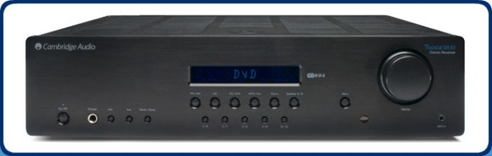 רסיבר סטריאו Cambridge Audio SR10
