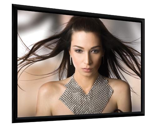 מסך הקרנה מתיחה קבוע SinoScreen F264