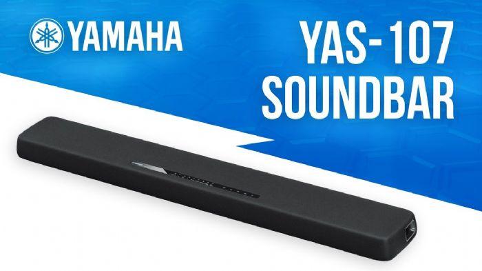מקרן קול Yamaha YAS107