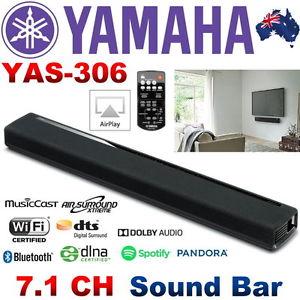 מקרן קול Yamaha YAS306